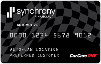 Financing - Auto Lab Woodhaven - carcare-one-card_al